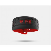 MIO Fuse Heart Rate Activity Tracker Large - Crimson