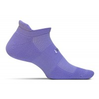 Feetures High Performance Light Cushion No Show Tab - Periwinkle