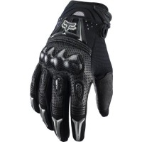 2012 Fox Racing Bomber Gloves - Men - Size XL(12-13cm) - Black Color