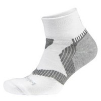 Balega Enduro V-Tech Quarter - White/Grey