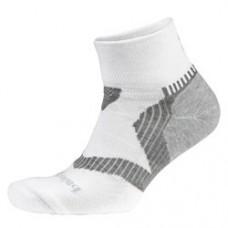 Balega Enduro V-Tech Quarter - White/Grey