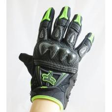 2012 Fox Racing Bomber Gloves - Men - Size L(10-11cm) - Green Color