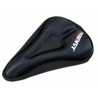 JAKROO Extra Thick Padded Gel Bike Saddle Seat Cover - Lycra