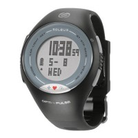 Soleus Pulse HRM - Black/Grey