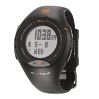Soleus Pulse HRM - Black/Orange