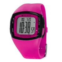 Soleus Pulse Rhythm Fitness Watch - Pink