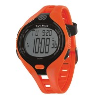 Soleus Dash Large Men - Orange/Black