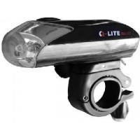 Bullet Front Light - 3 Nichia White LED