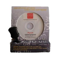 DT2000 Digi Sport stopwatch PC upload kit
