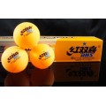 DHS 1 star Orange Ping Pong Ball