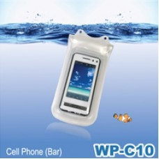 DiCAPac WPC10 Mobile Slide Bar Phone Waterproof Case
