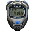 Cielo WT058 100 Laps Dual Chrono Professional Stopwatch with Backlight - 1 Year Warranty